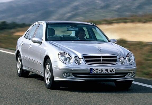 Mercedes Benz W211